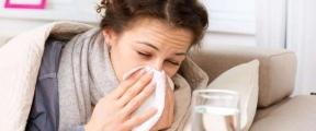 Jak przetrwać okres przeziębień?